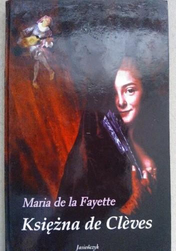 Okładka książki Księżna de Clèves