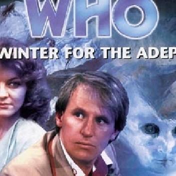 Okładka książki Doctor Who: Winter for the Adept
