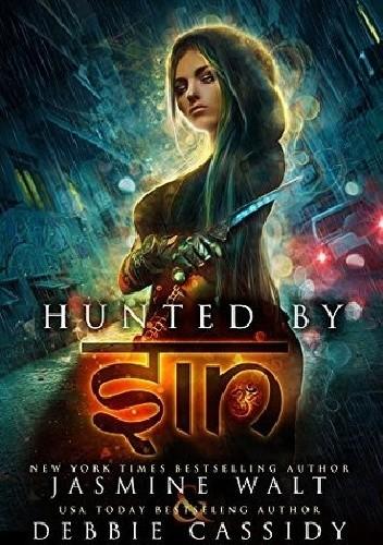 Okładka książki Hunted by Sin