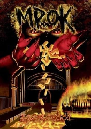 Okładka książki Mrok #3: Egzorcyści (Strefa Komiksu #31)