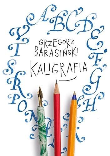 Okładka książki Kaligrafia