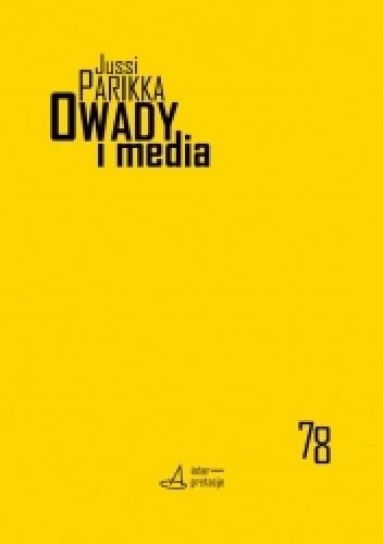 Okładka książki Owady i media
