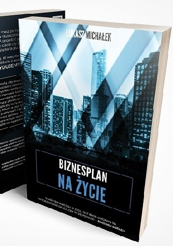 Okładka książki Biznesplan na życie