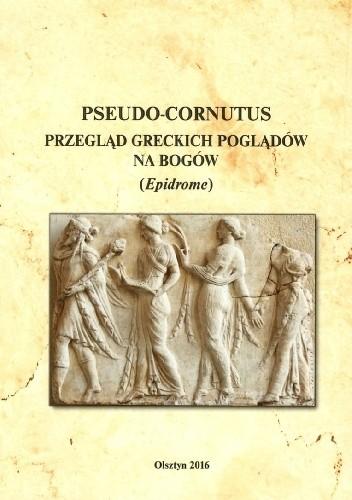 Okładka książki Przegląd Greckich Poglądów Na Bogów (Epidrome)