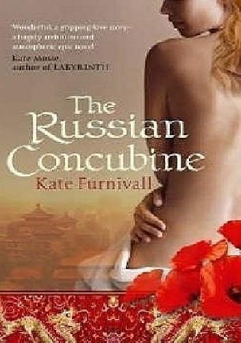 Okładka książki The Russian Concubine