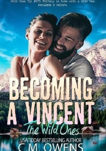 Okładka książki Becoming A Vincent