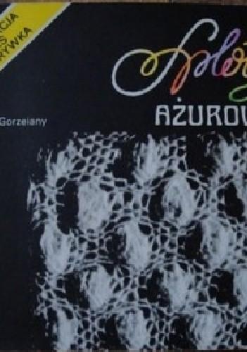 Okładka książki Sploty ażurowe