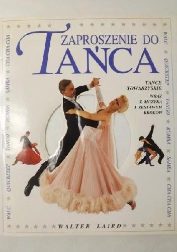 Okładka książki Zaproszenie do tańca