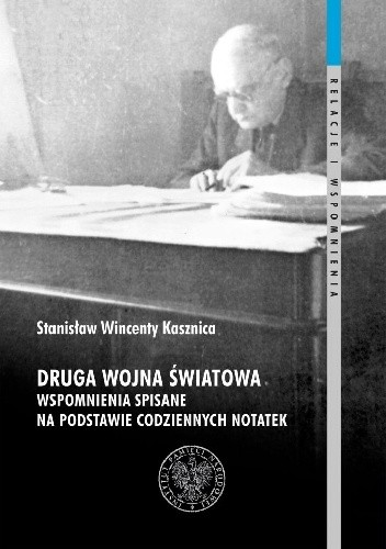 Okładka książki Druga wojna światowa: Wspomnienia spisane na podstawie codziennych notatek