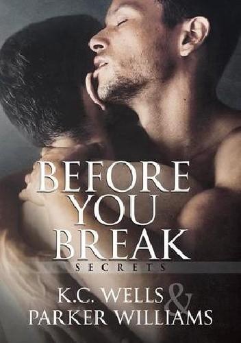 Okładka książki Before You Break