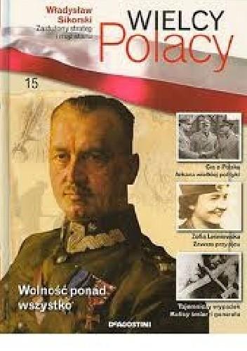 Okładka książki Władysław Sikorski Zasłużony strateg i mąż stanu
