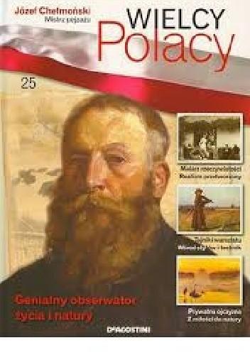 Okładka książki Józef Chełmoński Mistrz pejzażu