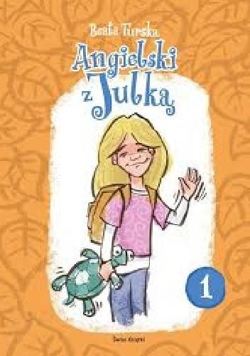 Okładka książki Angielski z Julką 1