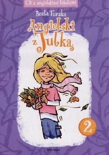 Okładka książki Angielski z Julką 2
