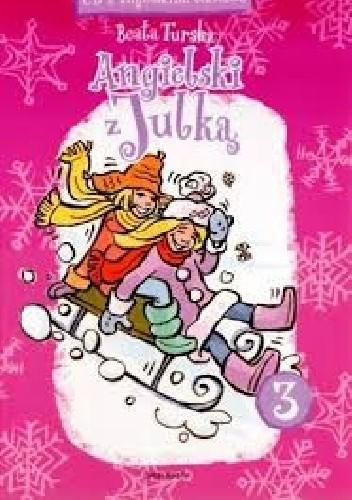 Okładka książki Angielski z Julką 3