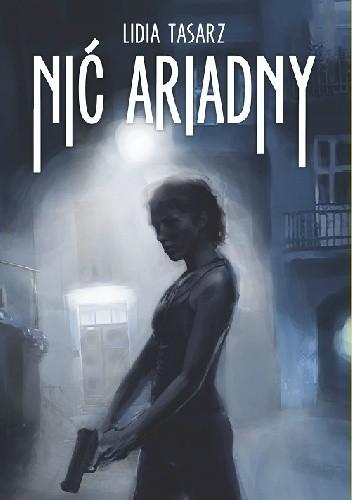 Okładka książki Nić Ariadny