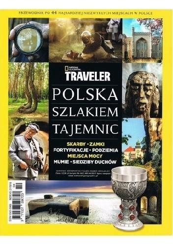 Okładka książki National Geographic Traveler. Polska. Szlakiem tajemnic