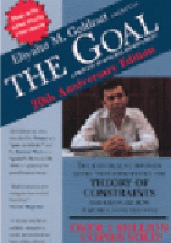 Okładka książki The Goal: A Process of Ongoing Improvement
