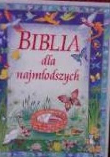 Okładka książki Biblia dla najmłodszych