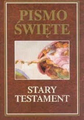 Okładka książki Pismo Święte. Stary Testament t. I