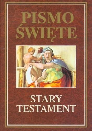 Okładka książki Pismo Święte. Stary Testament t. II