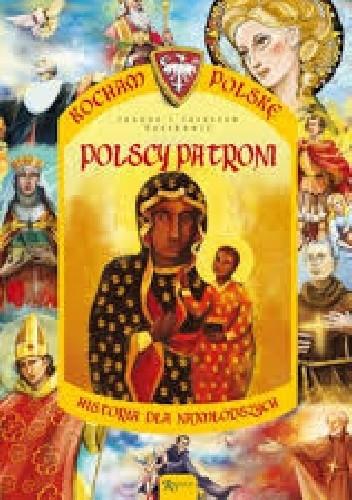 Okładka książki Polscy Patroni