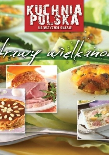 Okładka książki Potrawy wielkanocne
