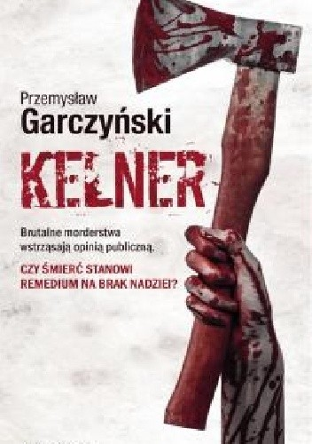 Okładka książki Kelner