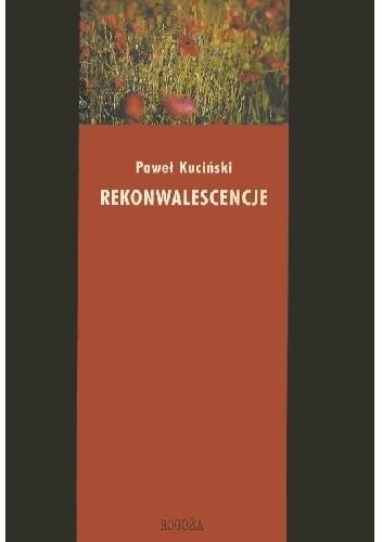Okładka książki Rekonwalescencje