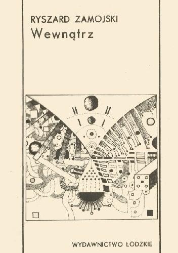 Okładka książki Wewnątrz