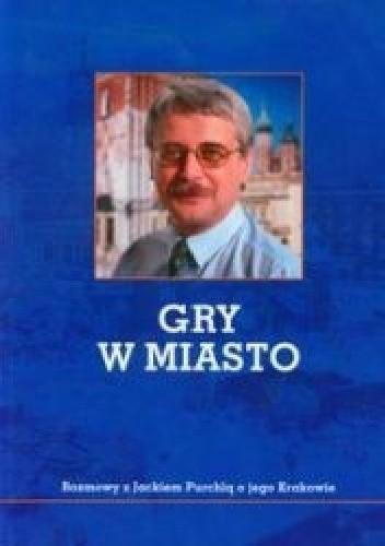 Okładka książki Gry w miasto