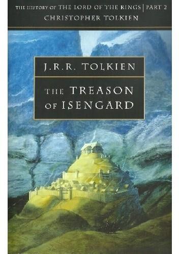 Okładka książki The Treason of Isengard