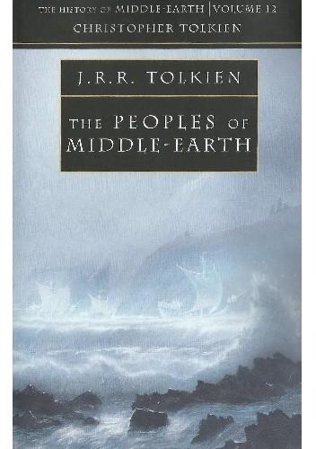 Okładka książki The Peoples of Middle-earth