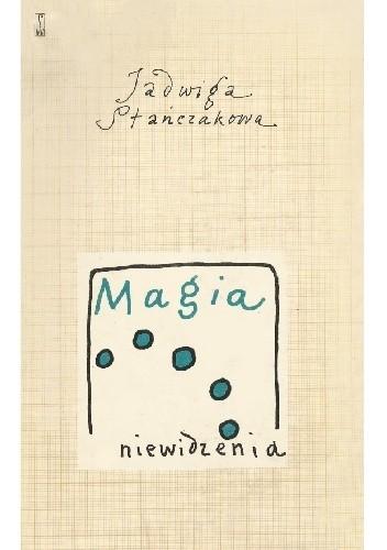 Okładka książki Magia niewidzenia