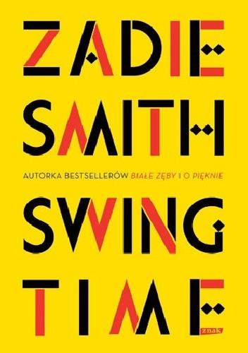 Okładka książki Swing Time