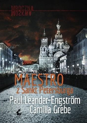 Okładka książki Maestro z Sankt Petersburga