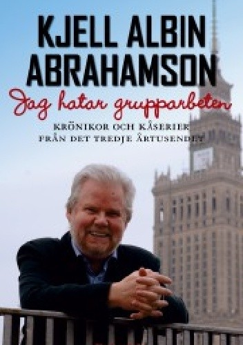 Okładka książki Jag hatar grupparbeten