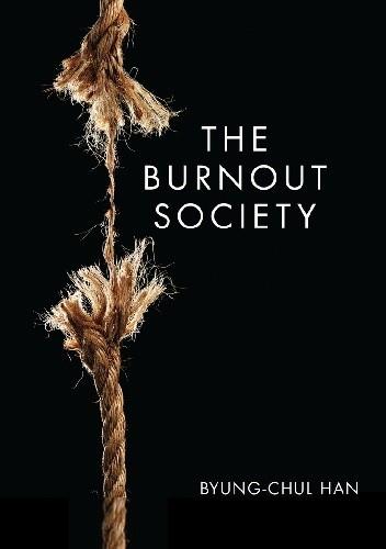 Okładka książki The Burnout Society