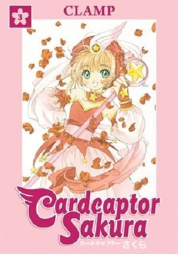 Okładka książki Cardcaptor Sakura Book 3