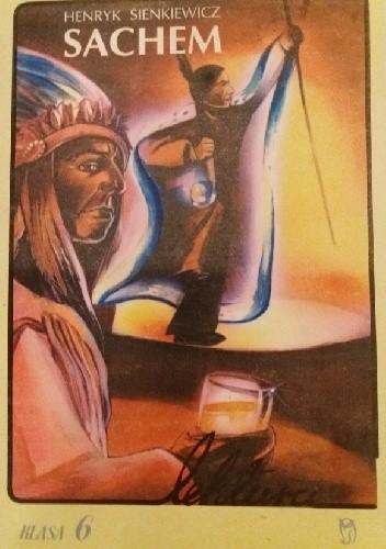 Okładka książki Sachem