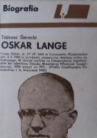 Oskar Lange