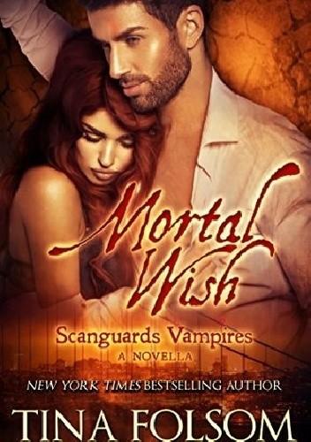 Okładka książki Mortal Wish