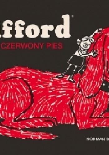Okładka książki Clifford. Wielki czerwony pies