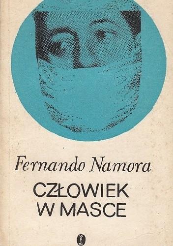 Okładka książki Człowiek w masce