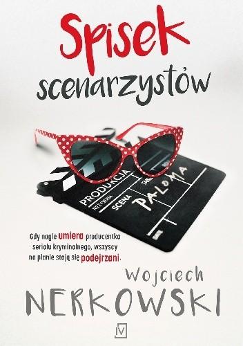 Okładka książki Spisek scenarzystów