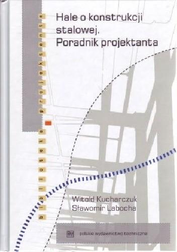 Okładka książki Hale o konstrukcji stalowej. Poradnik projektanta