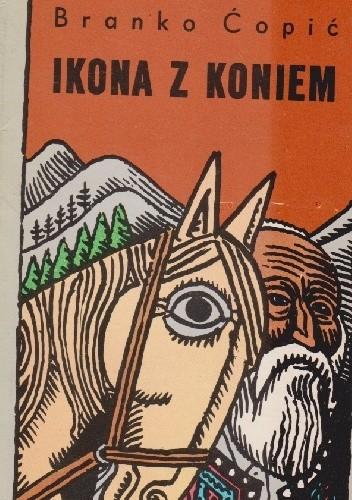 Okładka książki Ikona z koniem