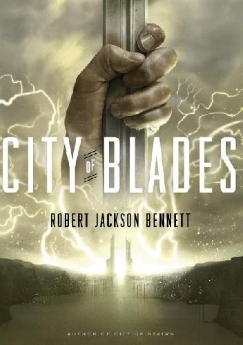 Okładka książki City of Blades