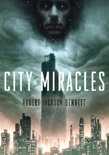 Okładka książki City of Miracles