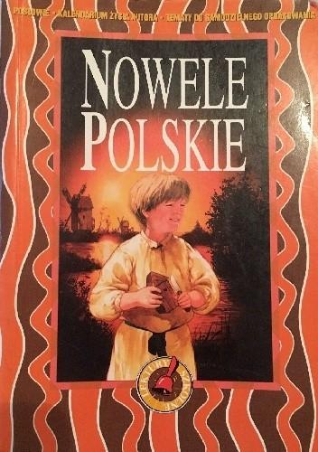 Okładka książki Nowele polskie